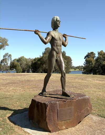 Aboriginal And Torres Strait Islander Warriors Australian Frontier