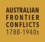 Australian Frontier Conflicts Logo